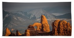 Arches National Park Beach Towel