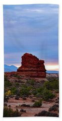 Arches No. 4-1 Beach Towel