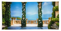 Arches Of Italy Beach Towel