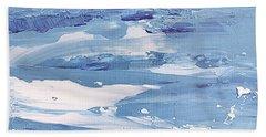 Arctic Ocean Beach Towel