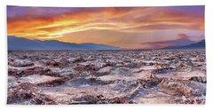 Arid Delight Beach Towel