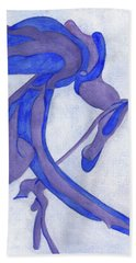 Aristolochia Beach Sheet by Versel Reid