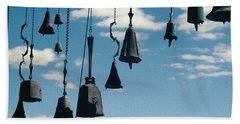 Beach Sheet featuring the photograph Arizona Bells by Kenneth Campbell