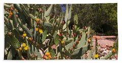 Arizona Cactus Beach Towel
