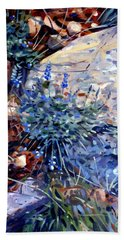 Arizona Flora Study Beach Towel