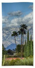 Arizona Snow Beach Towel