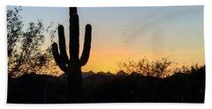 Arizona Sunset Beach Sheet