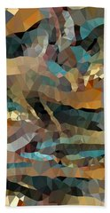 Arizona Triangles Beach Towel