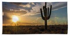 Arizona Vibes Beach Towel