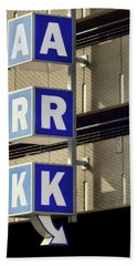 Beach Towel featuring the photograph Ark - This Way by Nikolyn McDonald