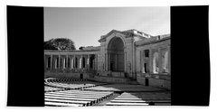 Arlington Memorial Amphitheater Beach Sheet