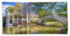 Armstrong Park, New Orleans, La Beach Towel