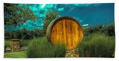 Arrington Vineyards Barrel Beach Sheet