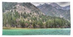 Arrow Bamboo Lake Beach Towel