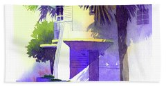Art Deco Hotel Miami Beach Towel