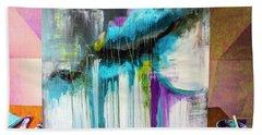 Art Locker By Lisa Kaiser Beach Towel