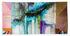 Art Locker By Lisa Kaiser Beach Sheet