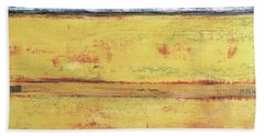 Art Print Abstract 34 Beach Towel