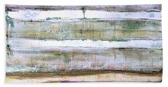 Art Print Abstract 93 Beach Sheet