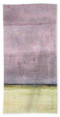 Art Print Abstract 15 Beach Towel