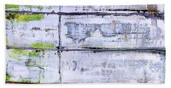 Art Print Abstract 70 Beach Sheet
