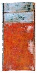 Art Print Abstract 8 Beach Towel