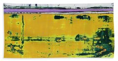 Art Print Abstract 81 Beach Towel