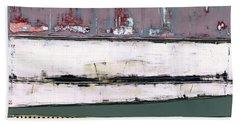 Art Print Abstract 86 Beach Towel