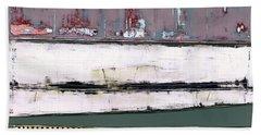 Art Print Abstract 86 Beach Sheet