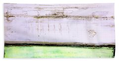 Art Print Abstract 87 Beach Towel