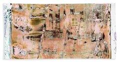 Art Print California 02 Beach Towel