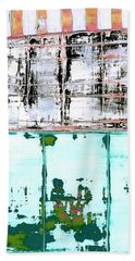 Art Print Carneval Beach Towel