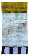 Art Print Highwire Beach Towel