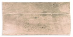 Art Print Nez Perce Beach Towel