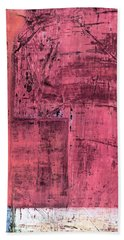 Art Print Redwall 3 Beach Towel