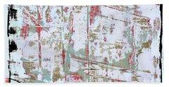 Art Print Square 9 Beach Towel