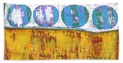 Art Print Venice Beach Towel