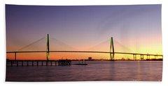 Arthur Ravenel Jr. Bridge Beach Sheet