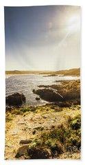 Arthur River Tasmania Beach Towel