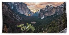 Artist Point Beach Towel