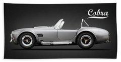 Shelby Cobra 427 Sc 1965 Beach Towel
