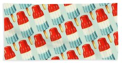 Bomb Pop Pattern Beach Towel