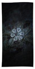 Icy Jewel Beach Sheet