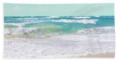 Beach Sheet featuring the photograph The Ocean by Sharon Mau