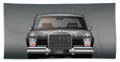 Euro Classic Series Mercedes-benz W100 600 Beach Towel