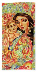 Goddess Blessing Beach Towel