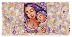 Dreaming Together Beach Towel