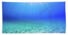 One Deep Breath Beach Towel