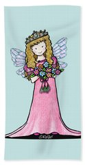 Kiniart Faerie Princess Beach Towel