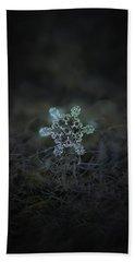 Real Snowflake - Slight Asymmetry New Beach Sheet